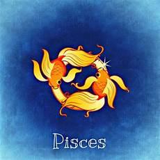 Free Illustration Fish Zodiac Sign Horoscope Free