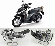 new honda vario 125 acg starter make use system engineering more smoother