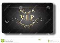 vip name card template vip card stock vector illustration of luxury hotel
