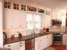 Ideas For Kitchen Above Cabinets by Colorful Open Kitchen Ideas Simple Decorating Above
