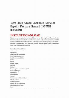 small engine repair manuals free download 1993 jeep cherokee windshield wipe control 1993 jeep grand cherokee service repair factory manual instant download by kmsjefhn issuu