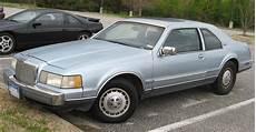 download car manuals 1992 lincoln continental mark vii 1992 lincoln mark vii bill blass coupe 5 0l v8 auto