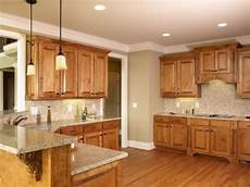 best paint colors for honey oak kitchendecorideas when i live in a house kitchen paint