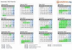 berlin ferien 2017 kalender 2017 ferien berlin feiertage