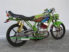 Modif Rx King by Modifikasi Motor Rx King Airbrush Motor Modif
