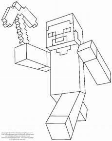 Tier Malvorlagen Minecraft Minecraft Ausmalbilder Skins Minecraft Bilder Bilder