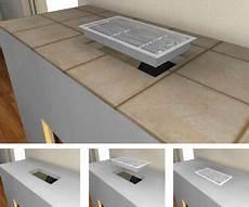 Cb Tec 45x15 Cm Wei 223 Deckengitter Bestellen Ofen De