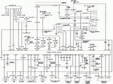 1997 toyota tacoma electrical wiring diagram wiring