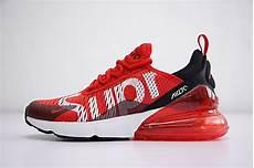 nike air supreme supreme x nike air max 270 white running shoes ah8050 610
