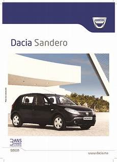 Revue Technique Dacia Sandero Stepway Pdf Notice Manuel