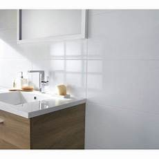 carrelage mur blanc brillant 30 x 60 5 cm vendu au