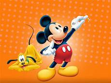 Background Mickey Mouse Wallpaper
