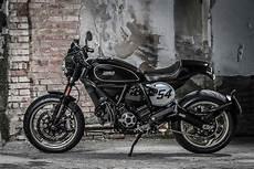 Ducati Scrambler Cafe Racer India