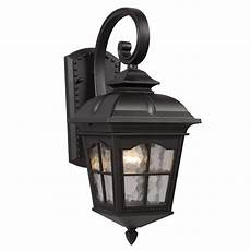 filament design negron 1 light outdoor black wall lantern cli xy076412 the home depot