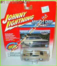 1966 66 dodge charger muscle cars usa johnny lightning jl diecast very rare ebay
