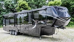Jetez Un Oeil &224 Ce Camping Car Grand Luxe Compl&232tement Fou