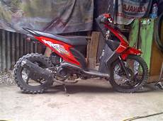 Beat Modif Trail by Modifikasi Honda Beat Trail