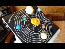 como hacer una maqueta del sistema solar 10 doovi