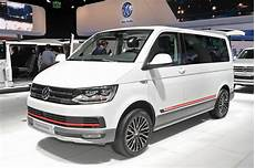 vw multivan panamericana concept for easy riders carscoops
