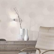 papier peint intissé blanc papier peint intiss 233 spot bulles blanc leroy merlin