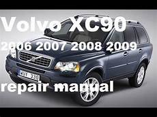free online auto service manuals 2009 volvo xc90 instrument cluster volvo xc90 2006 2007 2008 2009 service repair manual youtube
