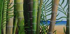how to paint bamboo in acrylic online art lessons