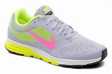 nike wmns nike air zoom fly 2 sport shoes in grey at
