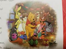 merry christmas winnie the pooh by mileymouse101