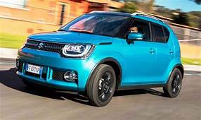 Maruti Ignis To Take Suzuki Market Share 50