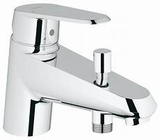 Grohe Mischbatterie Dusche - grohe eurodisc cosmopolitan half inch single lever bath