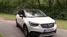 Autotest Opel Crossland X Innovation
