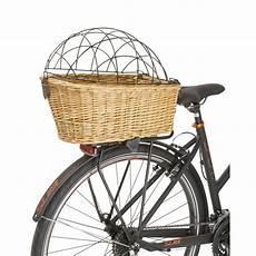 Buy M Wave Top Wicker Bike Basket Rear Rattan At Hbs