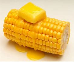 Image result for image corn on cob lots of butter