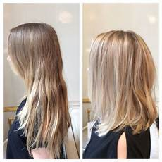lob haircut before and after lob elle kinney