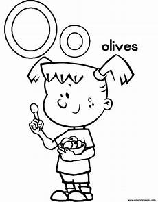 S282e olives alphabet s2bc3 coloring pages printable