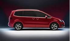 2015 Seat Alhambra Revealed With More Efficient Tsi And