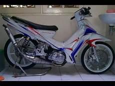 Fiz R Modif Terbaru by Tm2 Modifikasi Motor Yamaha Fiz R Airbrush Paling
