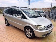 Opel Zafira 7 Sitzer - opel zafira diesel automatic 7 seater lhd
