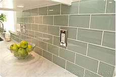 Glass Subway Tiles For Kitchen Backsplash Forty Weeks Inspiration Glass Backsplashes For The Kitchen