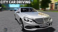 Mercedes E Klasse Mit Power Unter Der Haube City Car