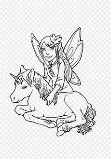 Ausmalbilder Einhorn Und Elfen Ausmalbild Elfe Einhorn Legend 228 Re Kreatur Malbuch