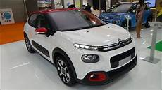 2018 Citroen C3 Puretech 82 Shine Exterior And Interior