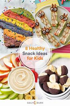 Snack Ideen - 8 healthy snack ideas your will by daily burn