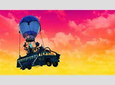 Fortnite Battle Bus Wallpaper 4k Ultra HD ID:3760