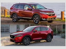 2018 Honda CR V vs. 2018 Mazda CX 5: Head to Head   U.S