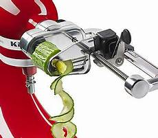 Spiralizer Kitchenaid Tool by Learn About Features And Specifications For The Spiralizer