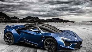 The Most Exotic Cars Of 2015  Arabianbusiness
