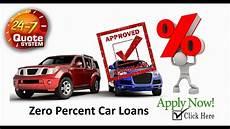 get zero percent car loan with bad credit 0 percent