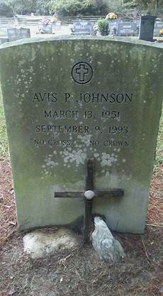 This Is The Grave Of Quot Avis Quot Gram S Who Died