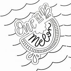 lettered summer coloring pages printable crush